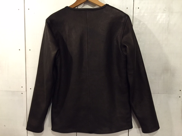 Leather Long Sleeve Tee_d0121303_20574933.jpg
