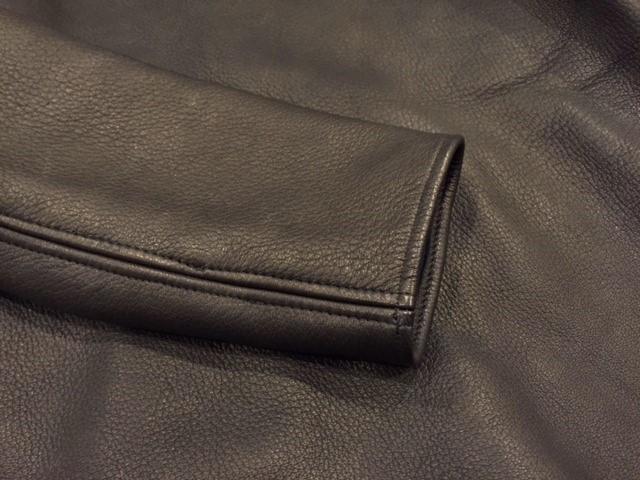 Leather Long Sleeve Tee_d0121303_20582636.jpg