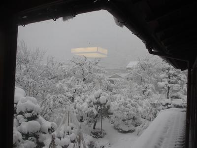 雪の山中ー①_f0289632_1624712.jpg