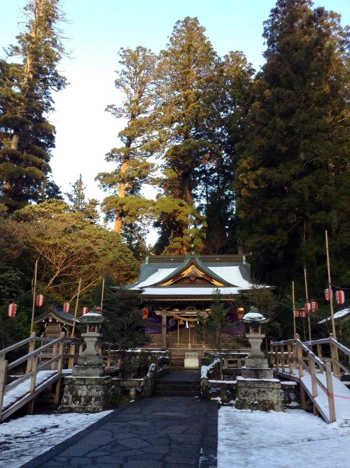 湯布院の宇奈岐日女神社_f0183846_231417.jpg