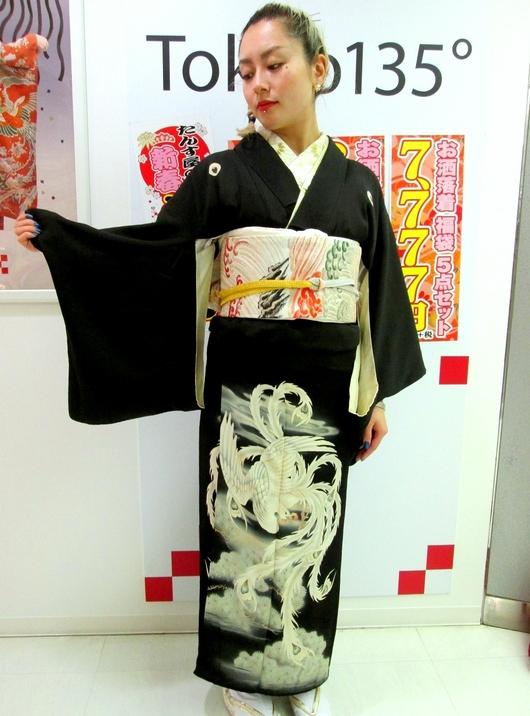 スタッフコーデ★お正月編★_b0169247_13453039.jpg