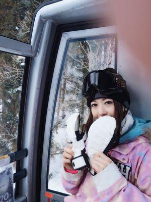 大晦日のスノーボード! 苗場スキー場!_c0151965_14273758.jpg