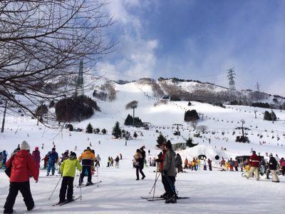 大晦日のスノーボード! 苗場スキー場!_c0151965_14273759.jpg