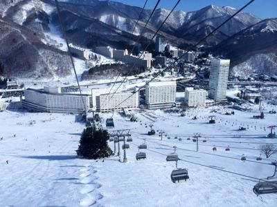 大晦日のスノーボード! 苗場スキー場!_c0151965_14273830.jpg