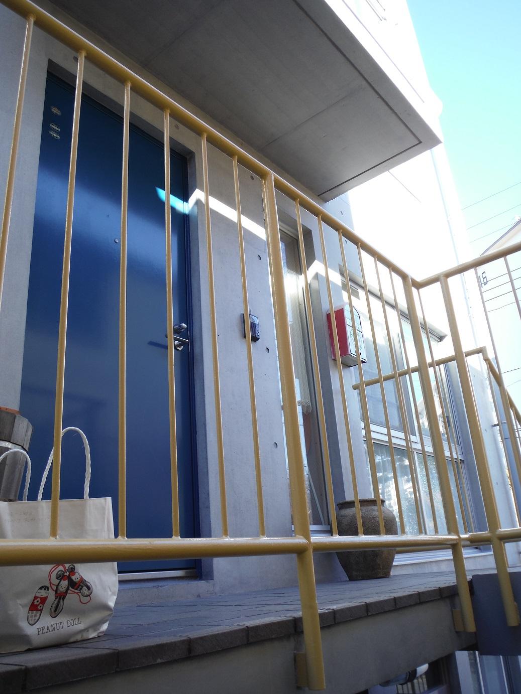 屋根・外壁塗り替え ~ 工事終了です。_d0165368_1012760.jpg