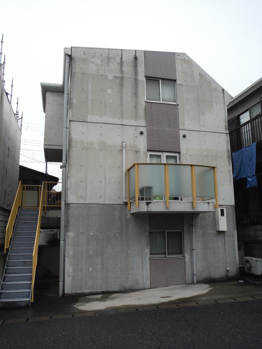 屋根・外壁塗り替え ~ ご依頼_d0165368_943478.jpg