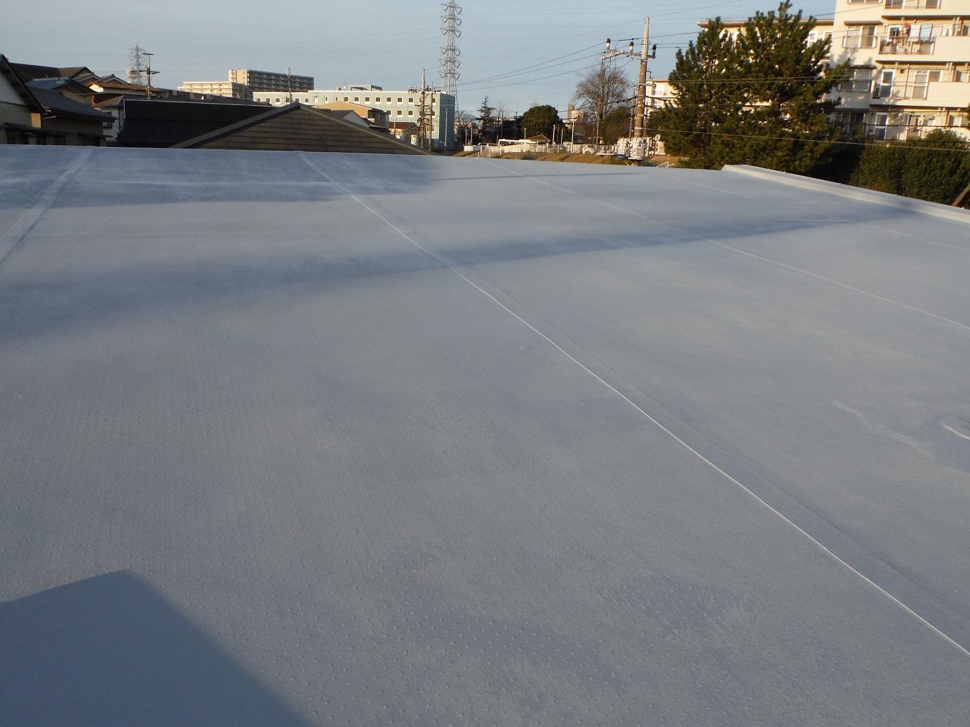 屋根・外壁塗り替え ~ 外壁と屋根_d0165368_953029.jpg