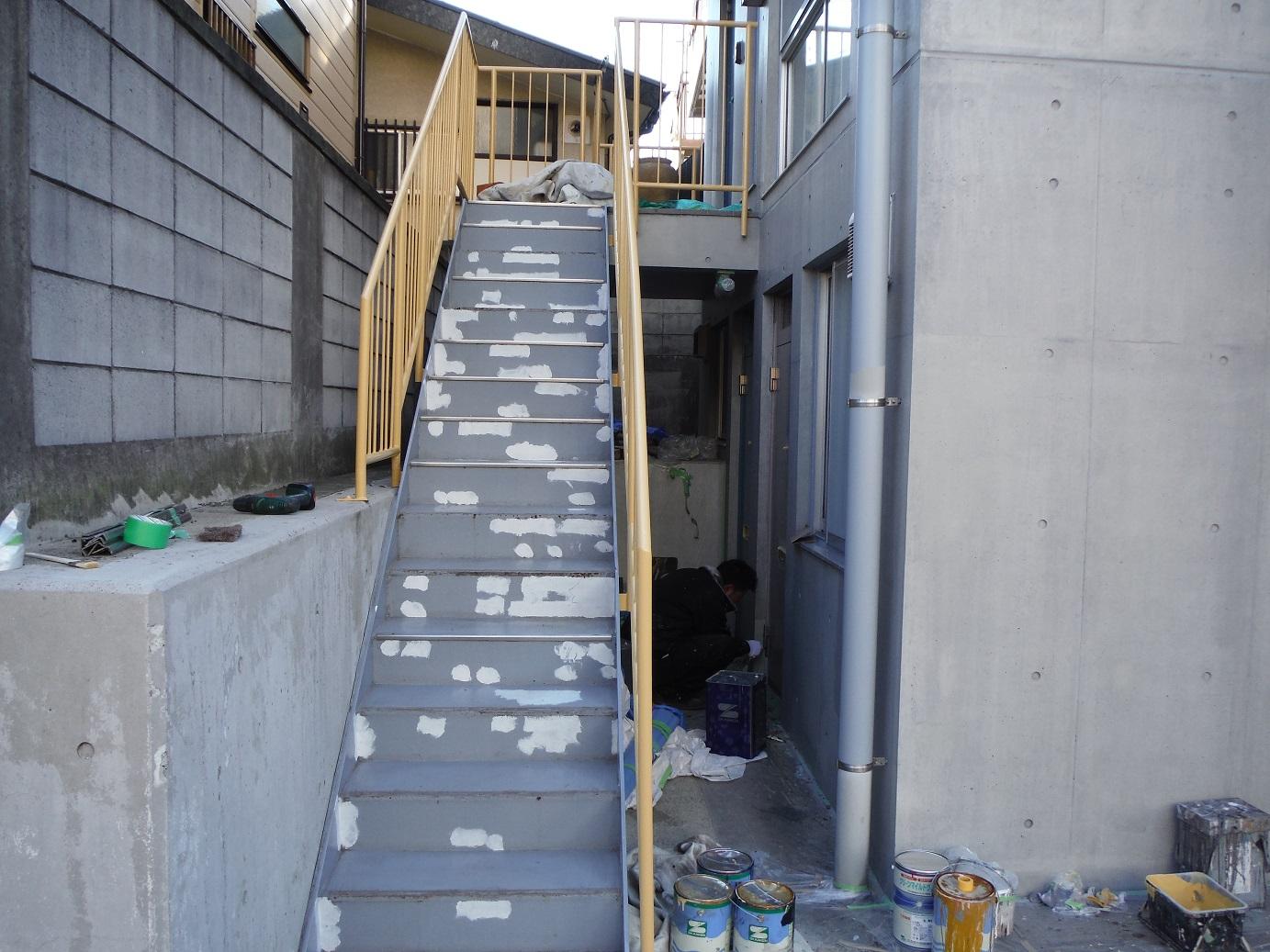屋根・外壁塗り替え ~ 工事終了です。_d0165368_9592560.jpg