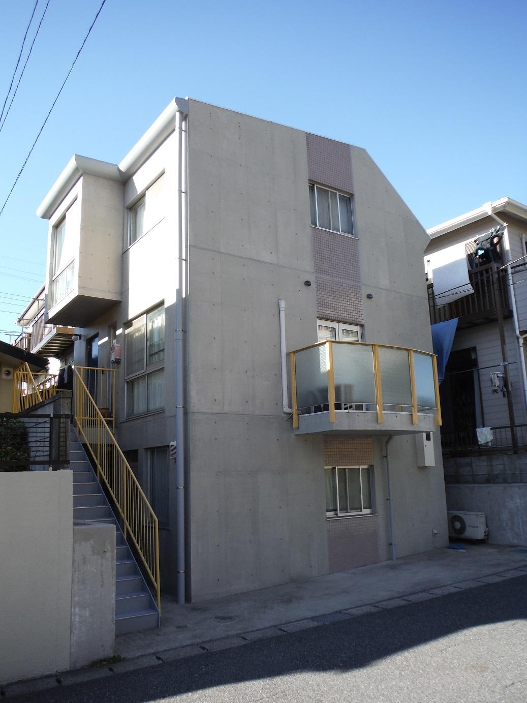 屋根・外壁塗り替え ~ 工事終了です。_d0165368_9595570.jpg
