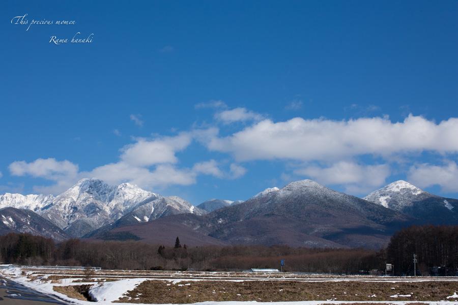 12月、原村からの八ヶ岳_c0137403_11154513.jpg
