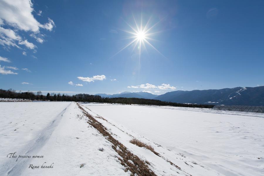 12月、原村からの八ヶ岳_c0137403_1116349.jpg