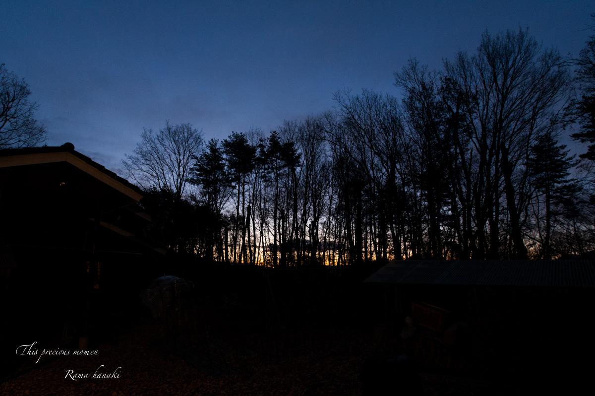 12月、原村からの八ヶ岳_c0137403_1116876.jpg