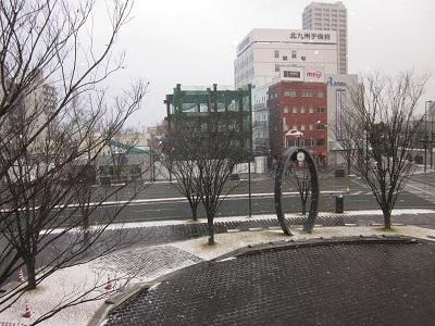 雪で迎えたお正月と良縁参り_b0228113_11053054.jpg