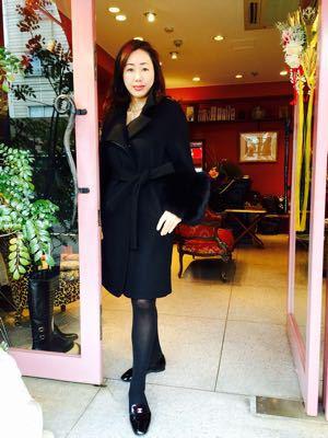 「コートは、うんと上等なのを着なさい」_f0215324_155342.jpg