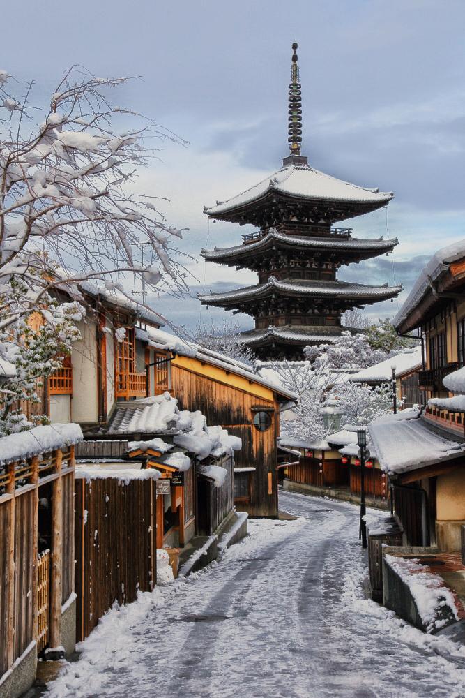 雪景色 京都  <東山>_f0021869_22352568.jpg