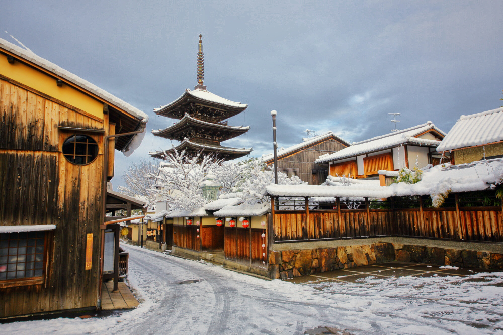 雪景色 京都  <東山>_f0021869_22402066.jpg