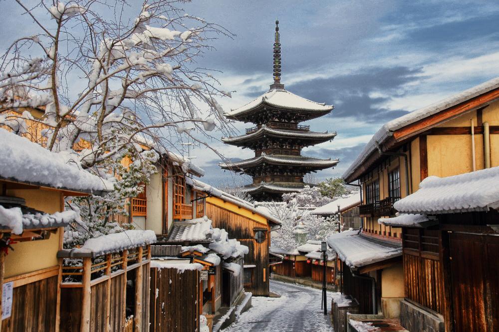 雪景色 京都  <東山>_f0021869_22412725.jpg