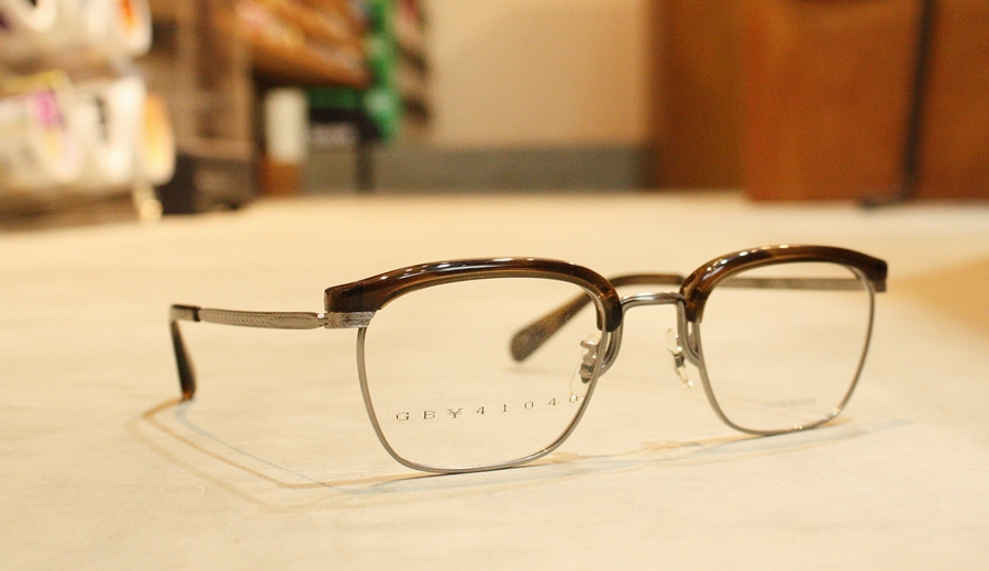 「OLIVER PEOPLES Kronish / HAPPY BAG」_f0208675_2053217.jpg