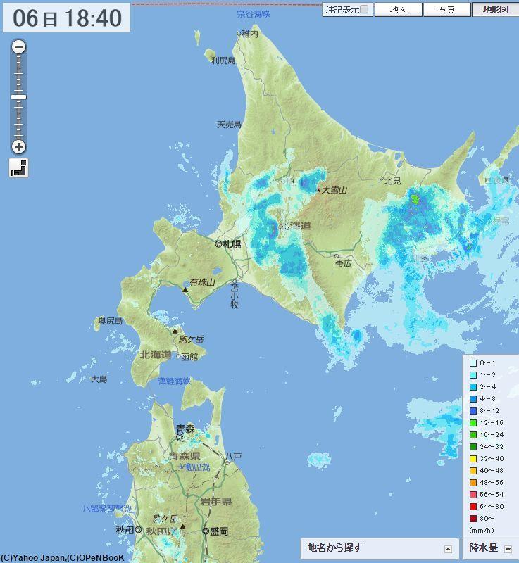 松の内の雨_c0025115_18501166.jpg