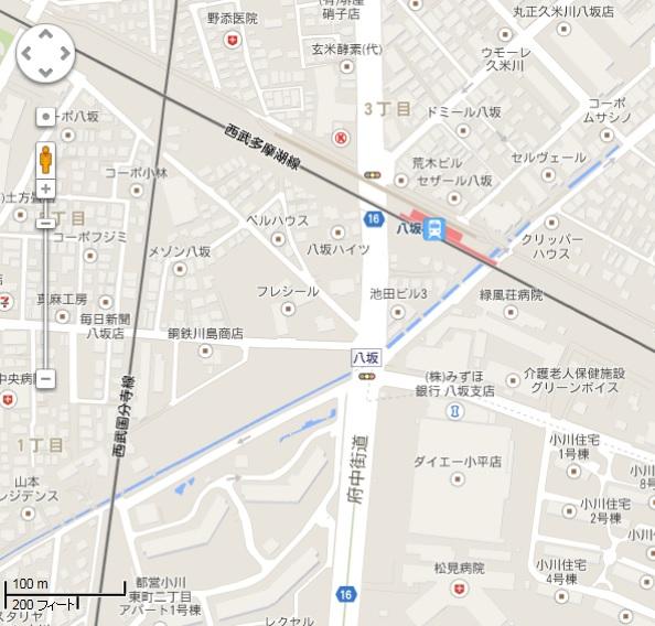 九道の辻(昔の多叉路) collect...
