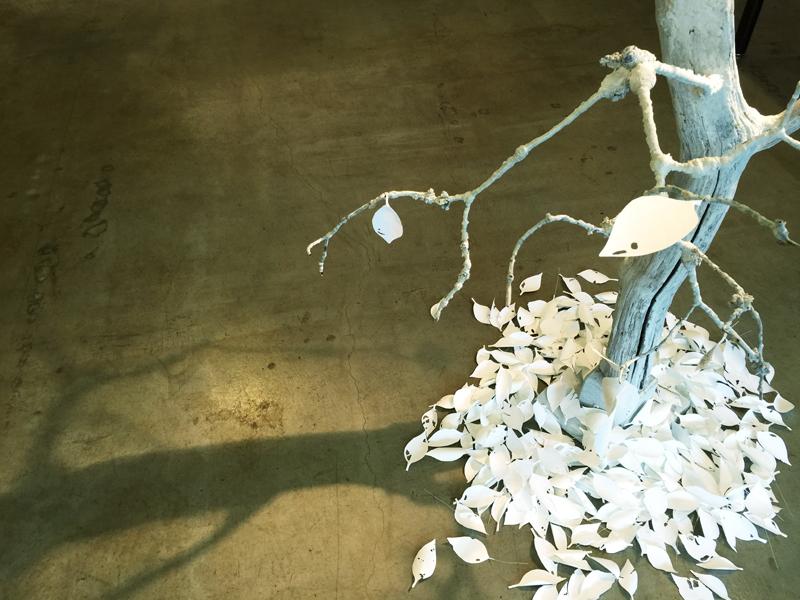 OCMA vol.002 川島一恵 「sacred tree」展 展覧会記録_f0191870_12222180.jpg