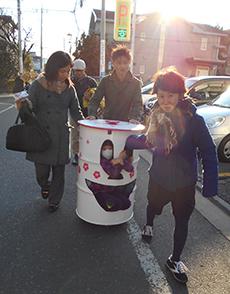 ドラムカン初詣で☆_d0139575_22054571.jpg