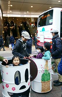 ドラムカン初詣で☆_d0139575_22082698.jpg