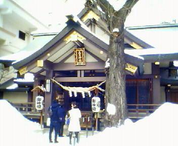 三吉神社初詣_f0078286_10185092.jpg