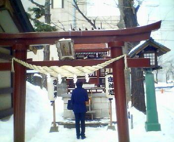 三吉神社初詣_f0078286_10192084.jpg