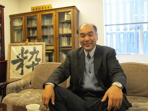 来年4月からの工学部長に中島健介氏、有機材料システム研究科長に伊藤浩志氏_c0075701_13351799.jpg
