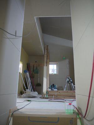 中区のY様邸。現場進捗状況。_b0131012_22291081.jpg
