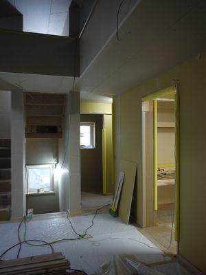 中区のY様邸。現場進捗状況。_b0131012_22293239.jpg