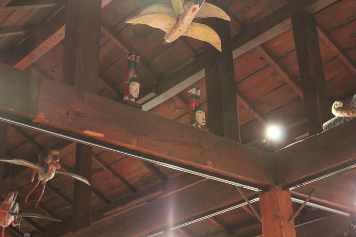 済州島とソウル 郷土料理と民族芸術に触れる旅 その10 仁寺洞(インサドン)の木人博物館と竹筒ご飯_a0223786_15303471.jpg