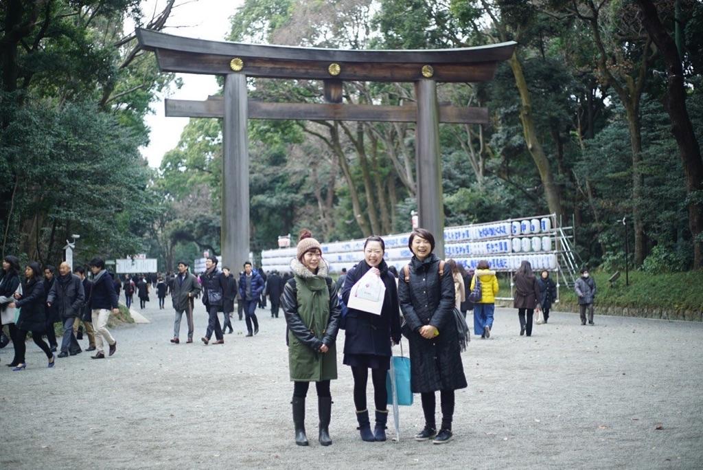 【青学WSD】初詣に行ってきました_a0197628_15444051.jpg