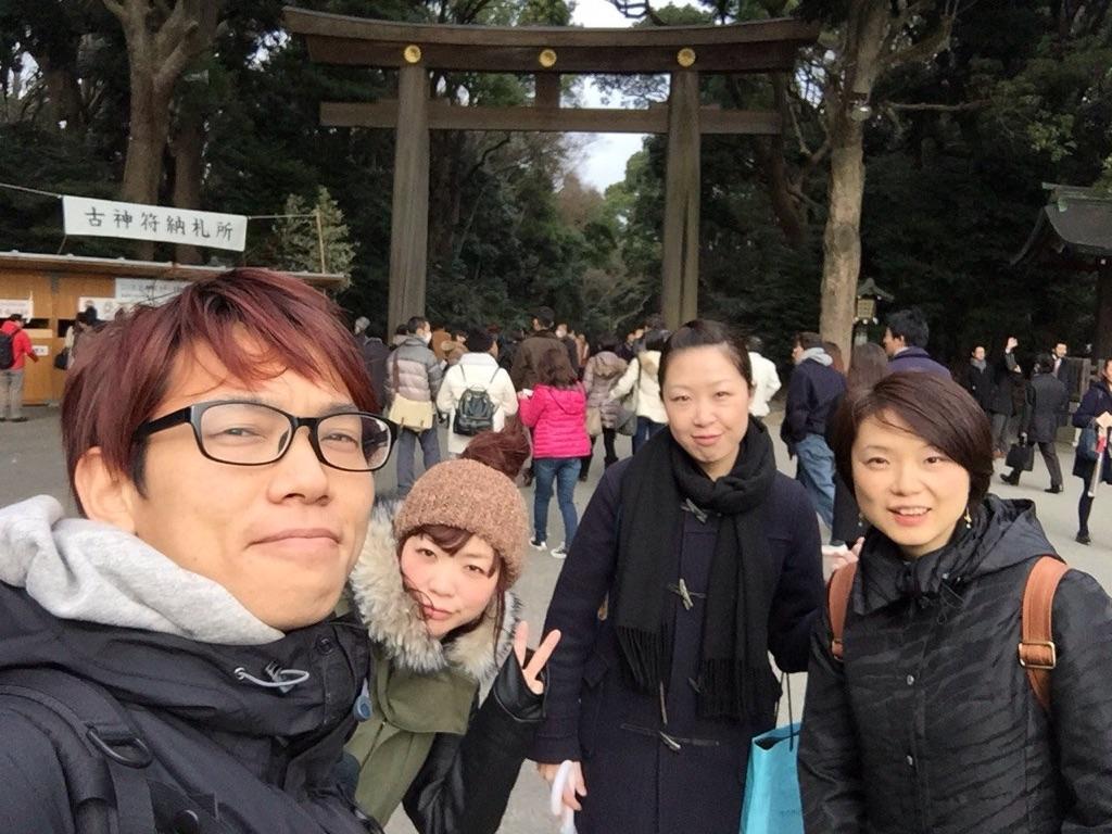 【青学WSD】初詣に行ってきました_a0197628_15462161.jpg