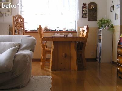 憧れのパイン材床と漆喰壁。我が家のセルフリノベーションまとめ_f0023333_10481104.jpg