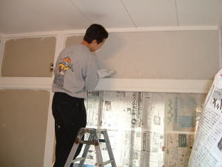 憧れのパイン材床と漆喰壁。我が家のセルフリノベーションまとめ_f0023333_11070029.jpg