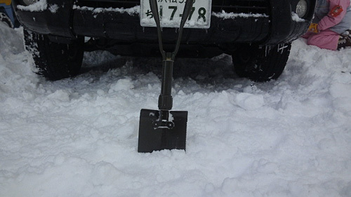 全員で滑って転んで泣いて笑った雪遊び 3日目_c0120834_09131347.jpg
