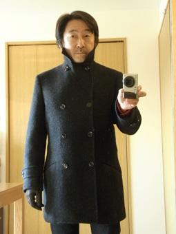 ~未年だよ~ニッポンのツィード~いわてのホームスパン~大人のピーコート~ 編_c0177259_1813014.jpg