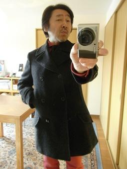 ~未年だよ~ニッポンのツィード~いわてのホームスパン~大人のピーコート~ 編_c0177259_181339.jpg