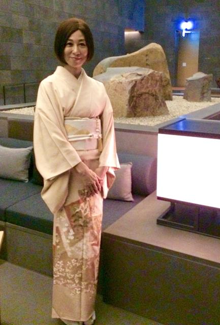 Hotel「アマン東京」でニューイャーディナーを頂きます♪♪♪新春の装いはお着物で!_a0138976_20452448.jpg