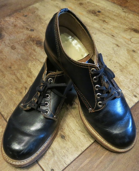 1月10日(土)入荷!60'S USED WORK SHOES!_c0144020_20162061.jpg