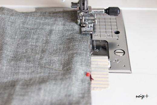 仕上がりが1番綺麗な内布付ファスナーポーチの作り方(マロン巾着アレンジ)_f0023333_11072261.jpg