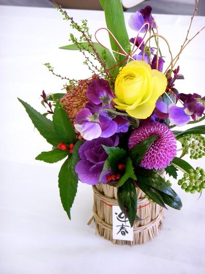 パーティ装花@TOKYO  GUMI_a0229658_18155367.jpg
