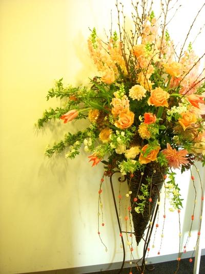 パーティ装花@TOKYO  GUMI_a0229658_18325496.jpg