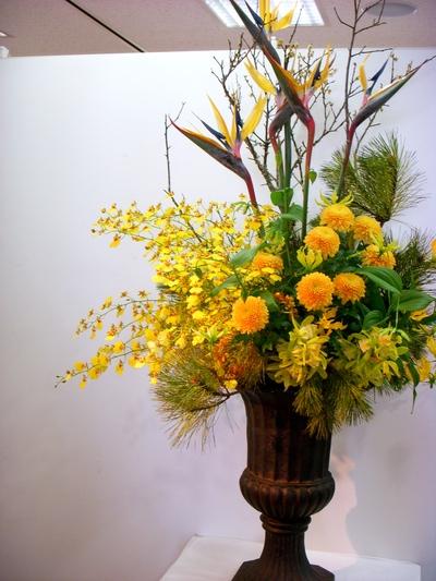 パーティ装花@TOKYO  GUMI_a0229658_18353383.jpg