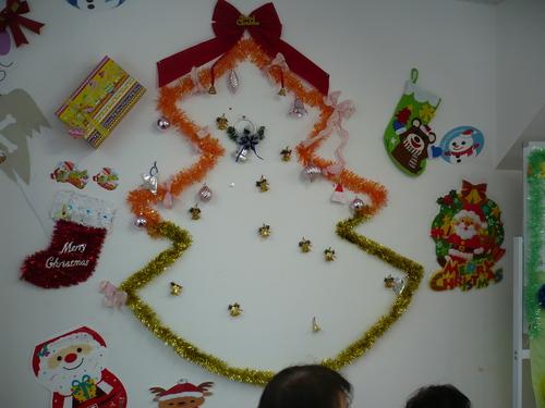 「児童デイサービスあおぞら」クリスマス会の開催_f0204059_15203253.jpg