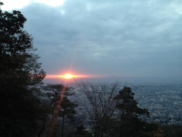 日の出ラン_a0257968_16514960.jpg
