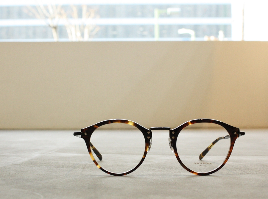 「OLIVER PEOPLES OP-505 Limited Edition 雅」_f0208675_18492524.jpg