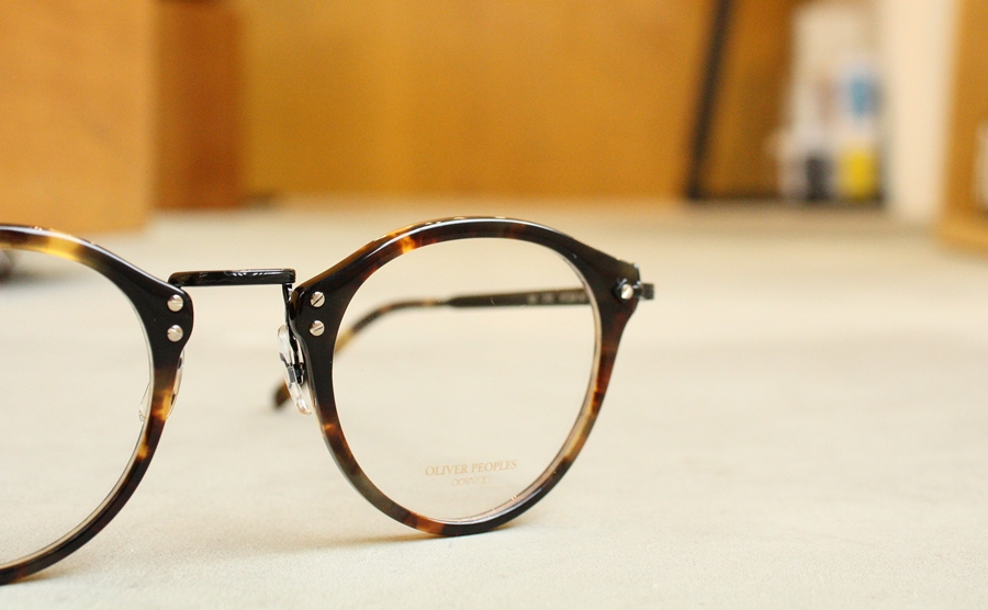 「OLIVER PEOPLES OP-505 Limited Edition 雅」_f0208675_1850210.jpg